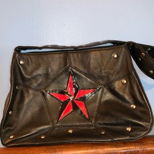 Handbags - Star shoulder bag